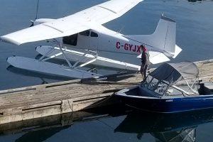 25 Mar 2018 - Seaplane